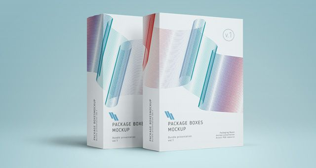 Download Psd Product Box Package Mockup Psd Mock Up Templates Box Packaging Psd Templates Mockup