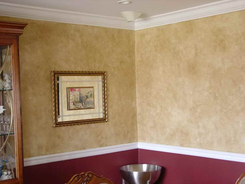 Faux Painting Walls things you should know about faux painting techniques with a
