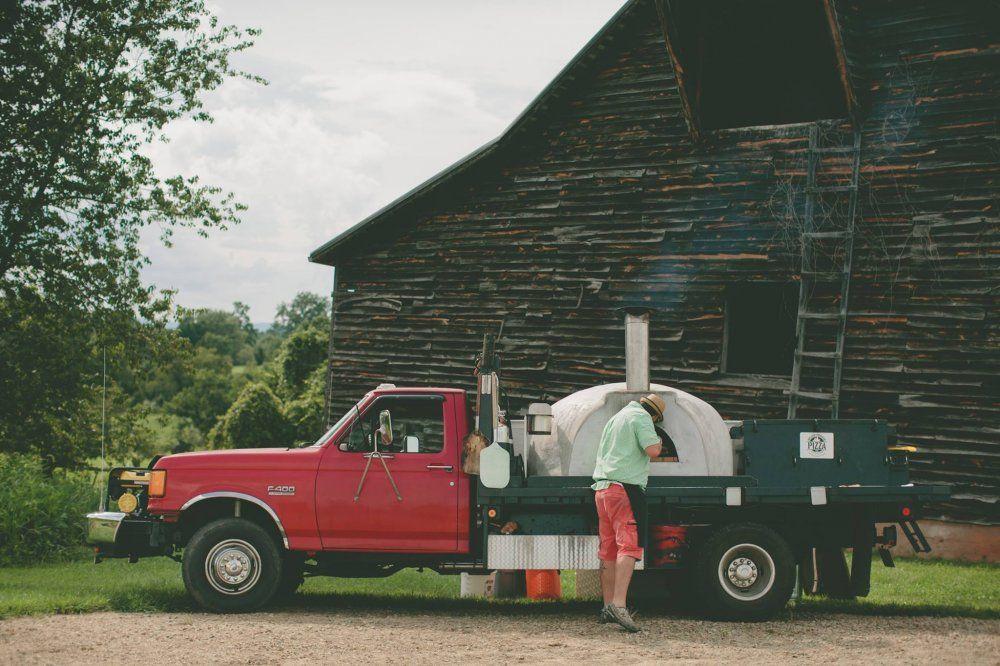 Image result for blue ridge pizza truck charlottesville va