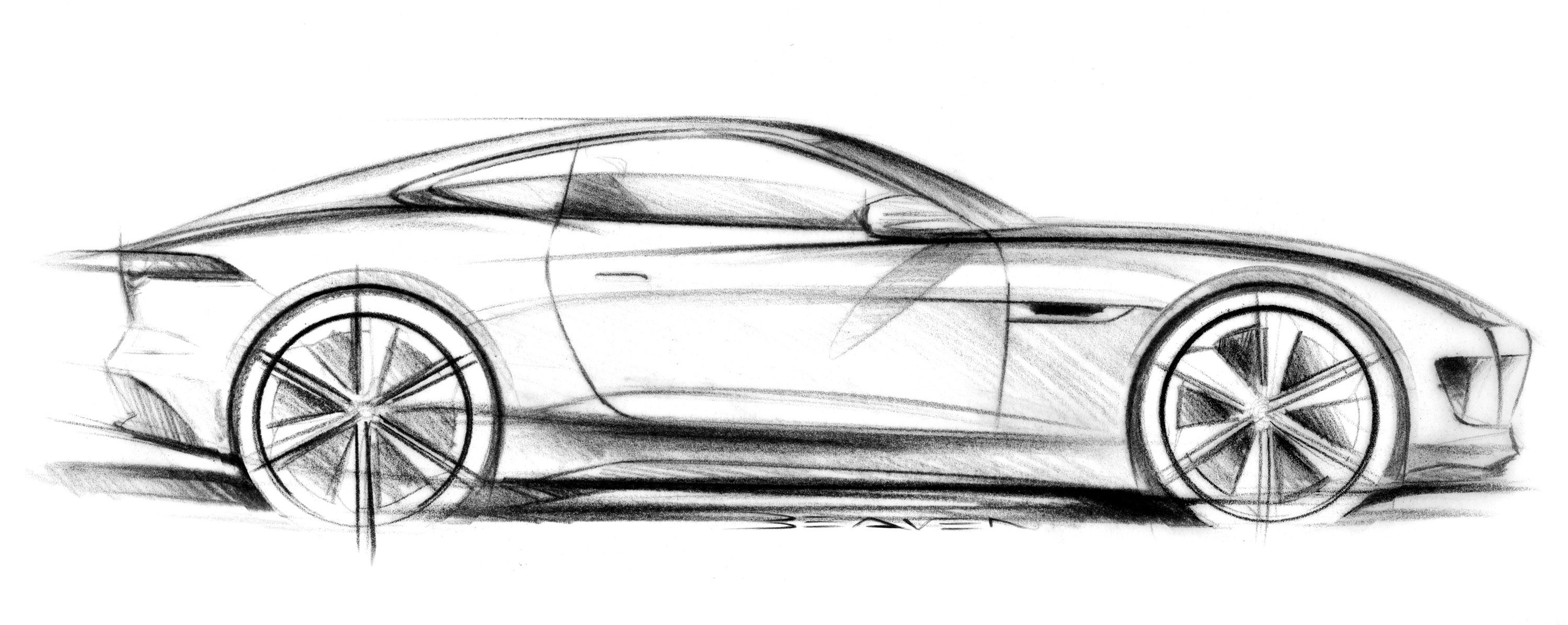 Images For Gt Muscle Car Drawings In Pencil