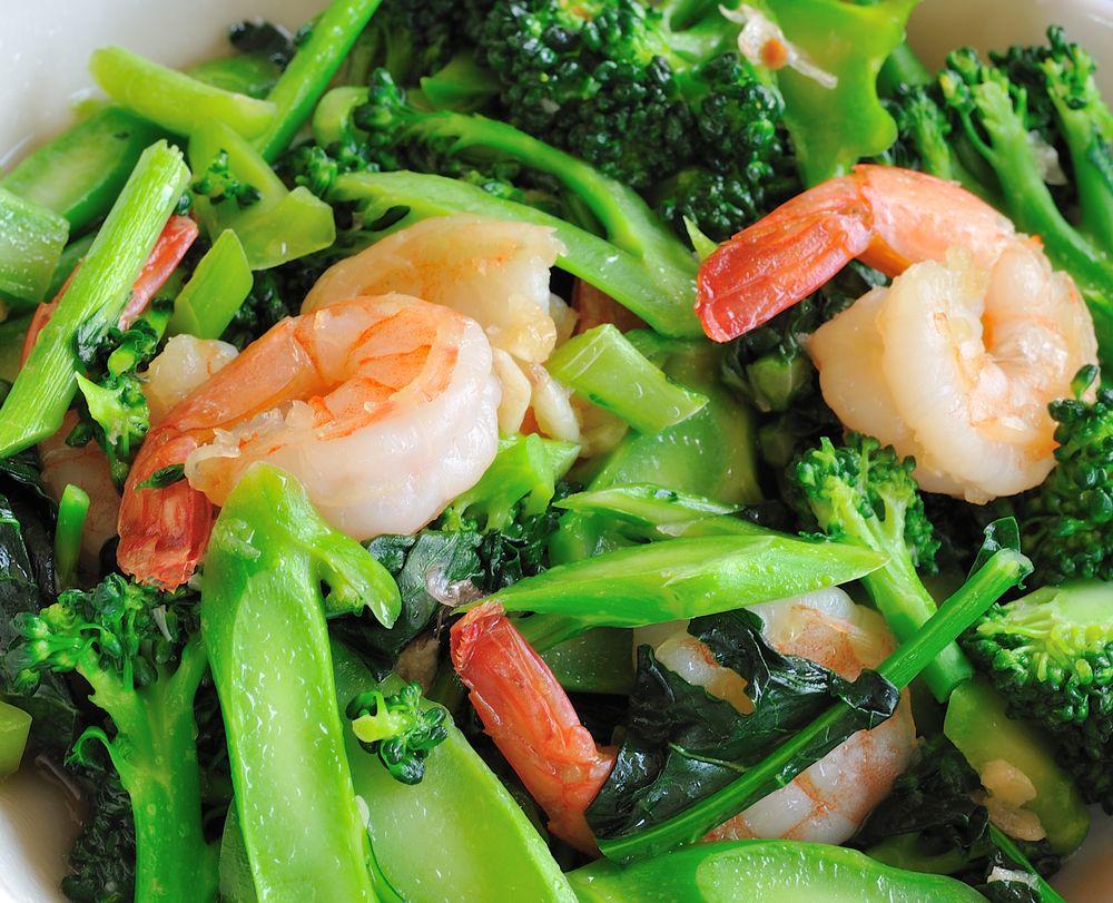 Healthy Prawn Stir Fry – Kayla Itsines