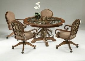 Catlamb Home Design Finding Kitchen Table Sets With Caster