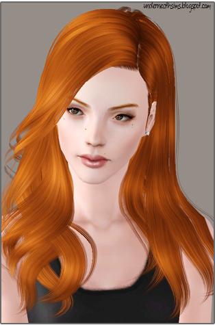 New Free Newsea Donate Hair Uts3 Donating Hair Sims Hair Sims