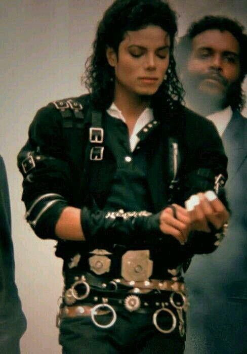 fotos de Michael Jackson © - Bad. #michaeljackson