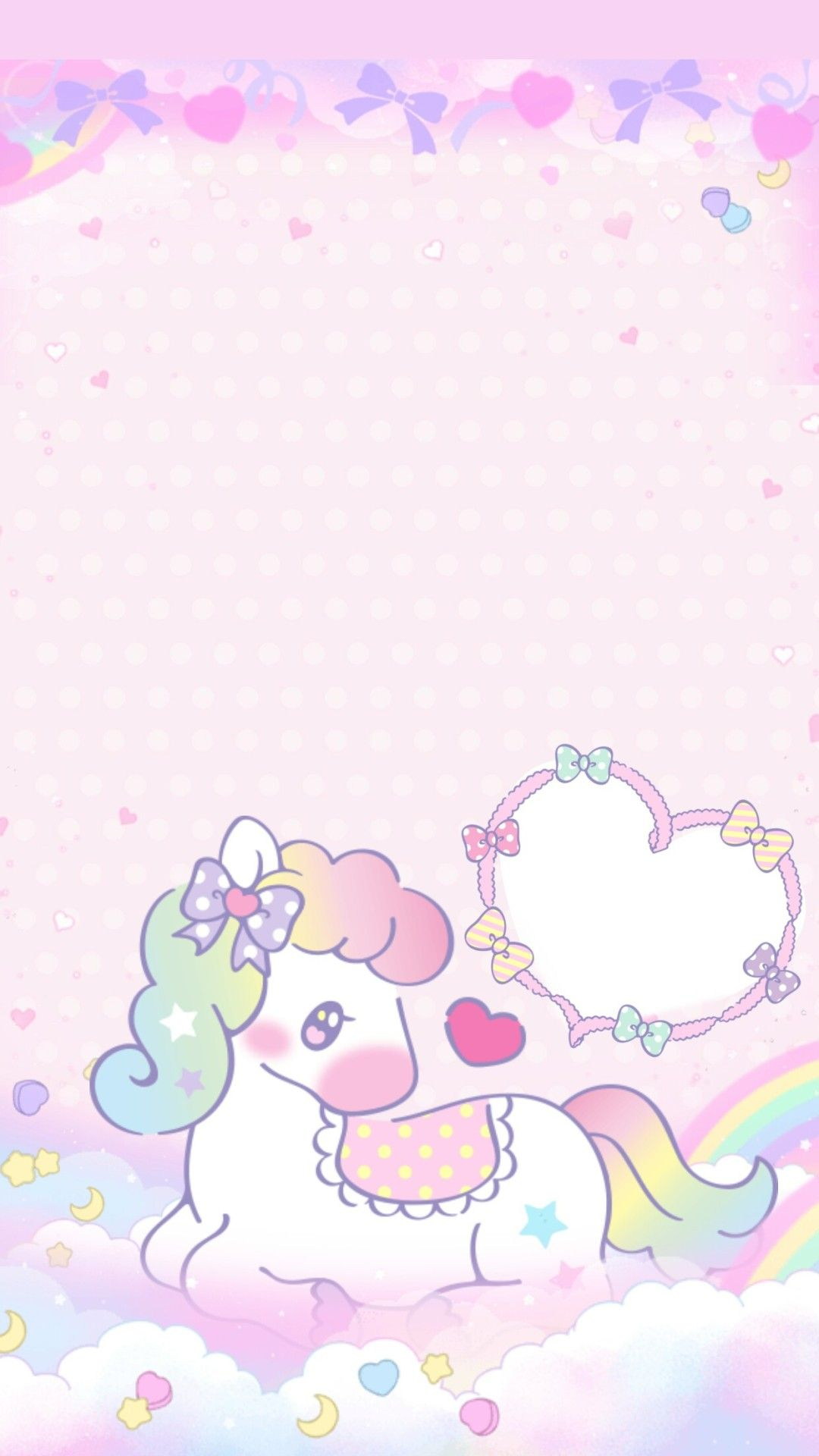 Heymi243 My Melody Unicorn Wallpaper By Me Kuda Poni Cara