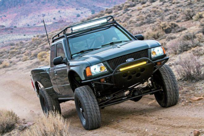 2002 Ford Ranger The Spicy Pickle 2002 Ford Ranger Ford Ranger Ford Ranger Prerunner