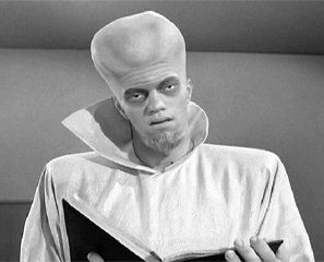 Image result for images of twilight zone to serve man