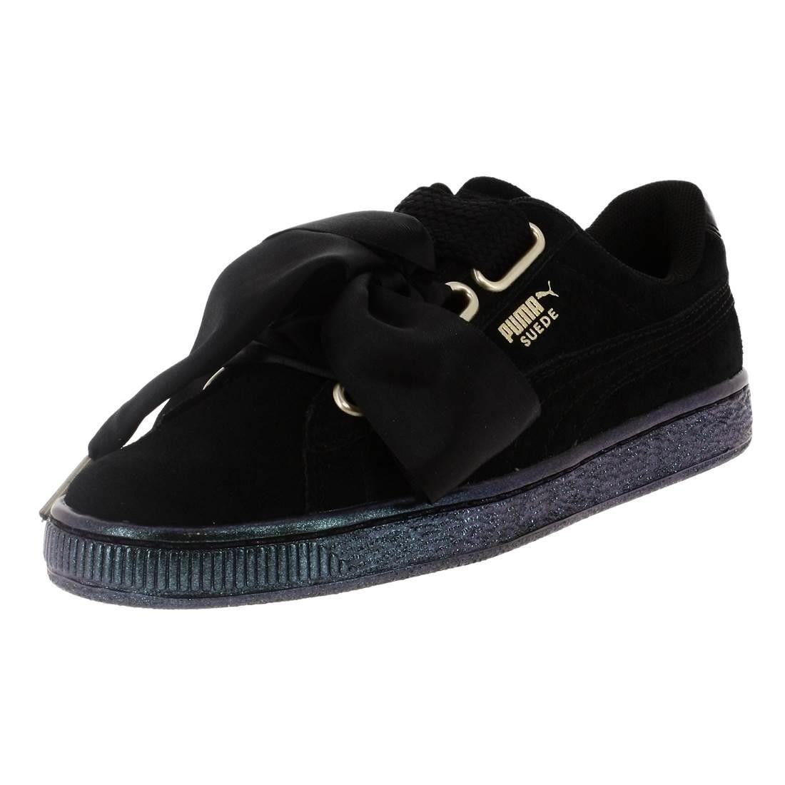 Satin ShoesSandals Suede Femme 362714En 2019 Heart Puma jMSLpGUzqV