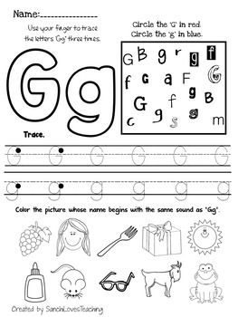 letter g worksheet alphabet worksheets letter g worksheets printable alphabet worksheets. Black Bedroom Furniture Sets. Home Design Ideas