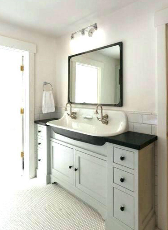 Long And Narrow Bathroom Vanity With Images Narrow Bathroom