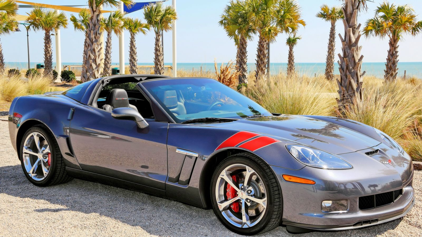 Chevrolet Corvette (C6) Grand Sport (With images)