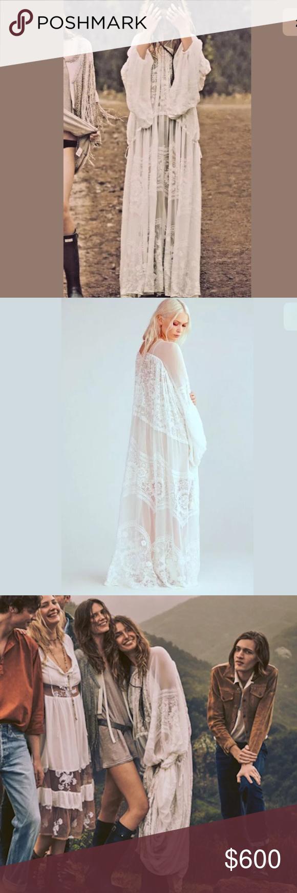 Wedding dress nip slip  SOLD  Free People Bohemian Winds Maxi Dress NWT  Website