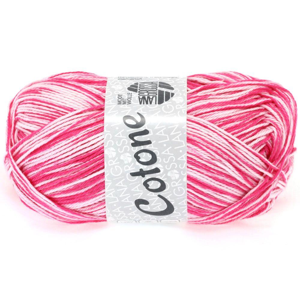 COTONE print 405-pink / white | EAN: 4033493151566
