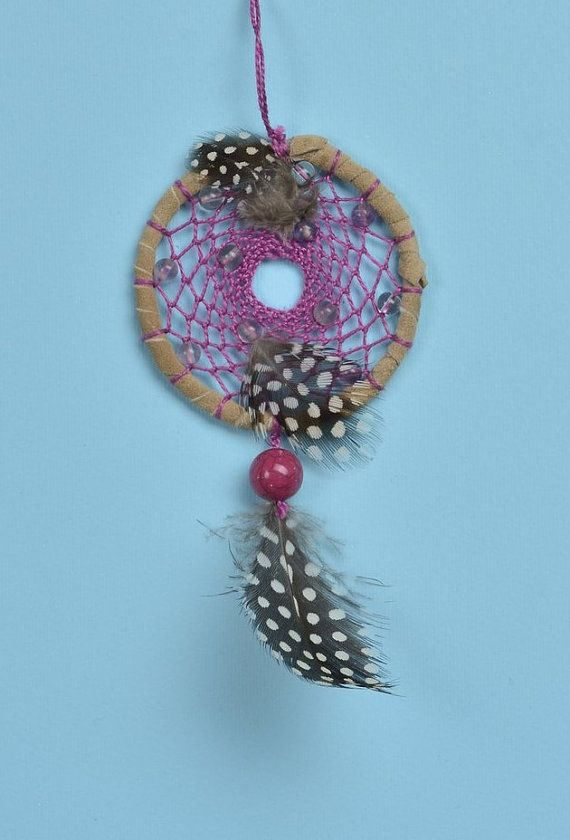 Offset Native American With Dream Catcher Plate