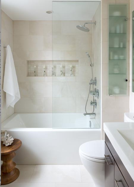 Bathroom Designs For Small Space Bathroom C  Modern Beach Bathroom  Pinterest  Bath Shelves And