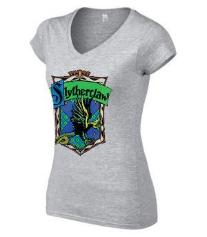 Slytherclaw V Neck! Made by a fan for a fan.