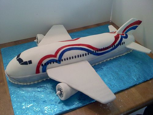 Magnificent Airplane Birthday Cake With Images Airplane Birthday Cakes Funny Birthday Cards Online Inifofree Goldxyz