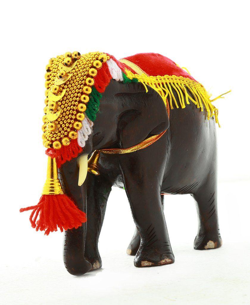 Wooden Elephant Ambari Elephant Handicraft Pinterest Elephant