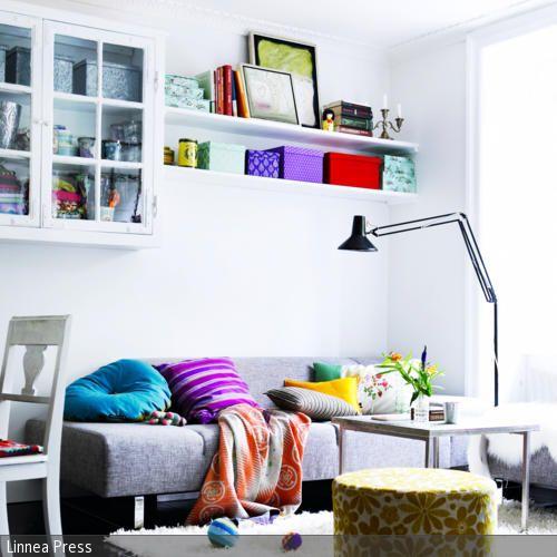 Kleine Räume Optimal Einrichten Raumteiler Für Die: Interieurs & Möbel