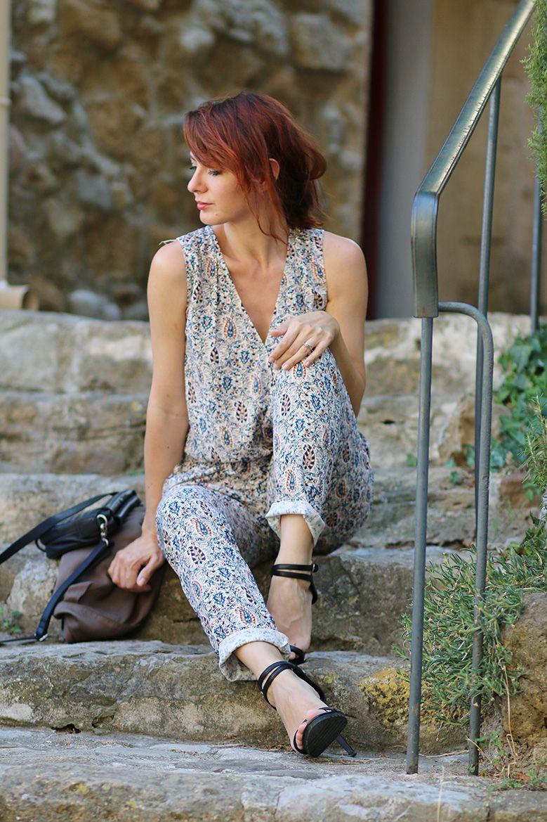 Estelle blog mode » Ma combi d'automne