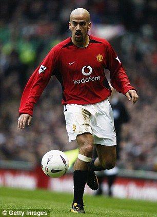 Juan Sebastian Veron Manchester United Football Club Manchester United Players Manchester United Football