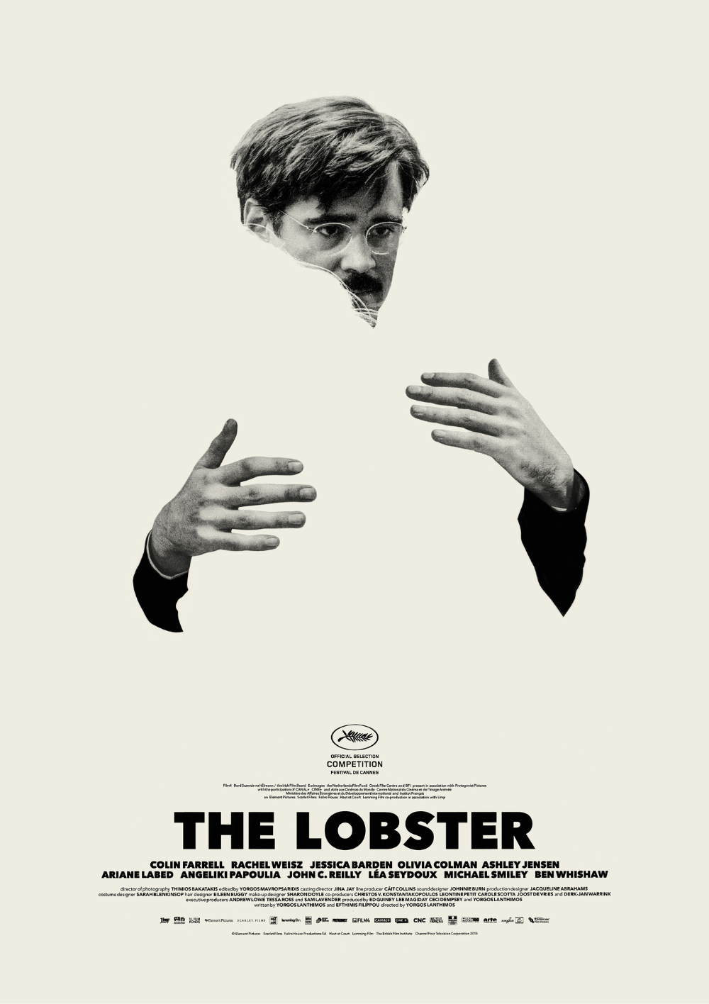 The Lobster Movie Posters Fonts In Use Best Movie Posters Movie Posters Design Movie Posters Minimalist