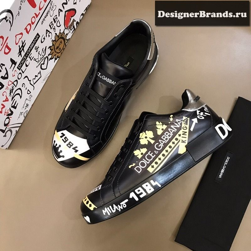 Luxury shoes, Dolce gabbana sneakers
