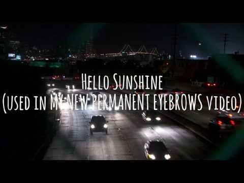 (4) Alexander Lu0027Estrange, Ben Parry   Hello Sunshine (Liza Koshy