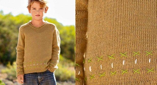 d2c6127685198 modèle tricot pull garcon 10 ans