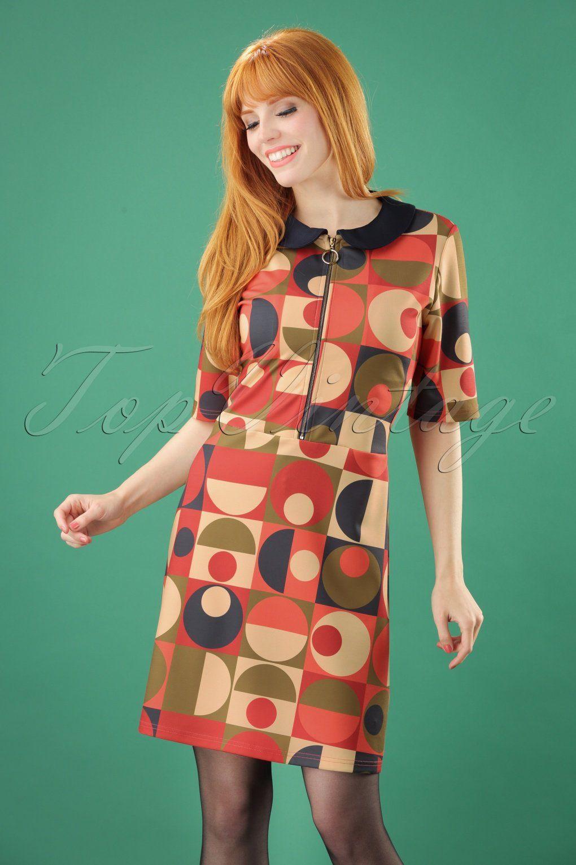 1960s Dresses A Rainbow Of 50 Dresses Pictures Vintage Dresses 1960s 1960s Fashion Women 1960s Style Dress