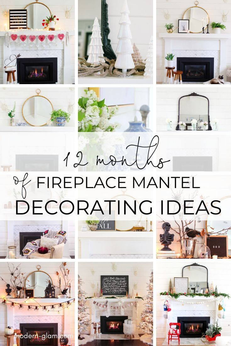Here are my favoritemantel decorating ideas. These simple decorating ideas for each month will give you 12 months of inspiration for decorating your mantel fireplace and even bookshelf for every season! Mantel Decorating Ideas For Every Month Decorating your fireplace mantel is a great way to add character and interest to your home. It can...Read More
