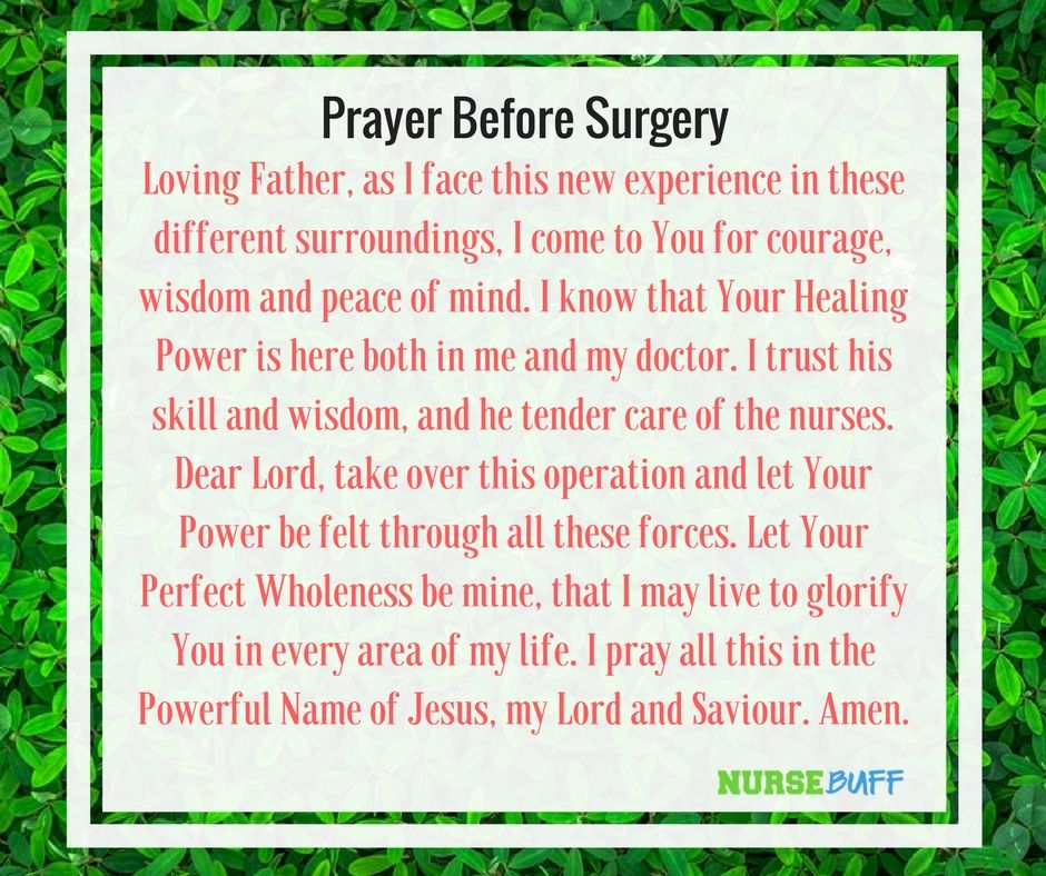 Prayer During Surgery Quotes – Daily Inspiration Quotes