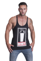 e5730afb396704 This is one of my favorites on Eat Train Sleep - Stringer Vests   Tank Tops.  Bodybuilding ClothingTank ...