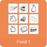 Food 1GRATUIT Exercices en anglais (seconde langue) niveau primaire disponible via application ...