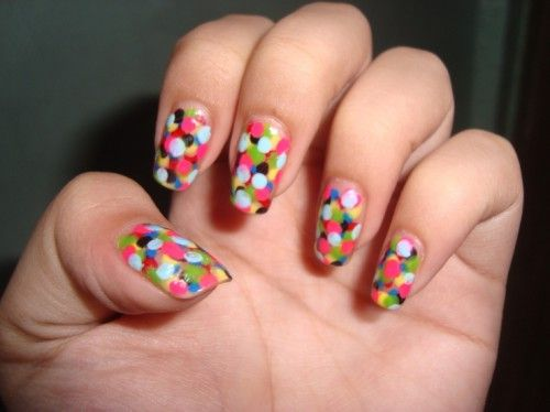 Cool Nail Art Designs For Summer