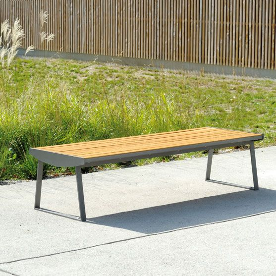 Outdoor Furniture Orlando: ORLANDO Bench – Mobilier Urbain Area