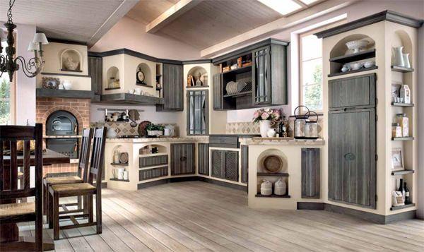 cucina per taverna country - Cerca con Google | Idee per la casa ...