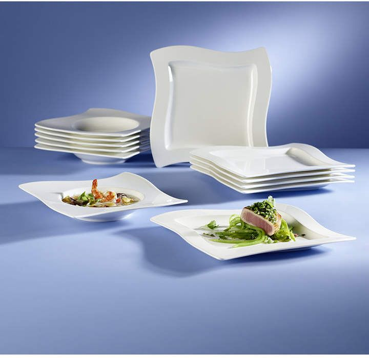 Villeroy Boch Dinnerware New Wave Sets Collection Reviews