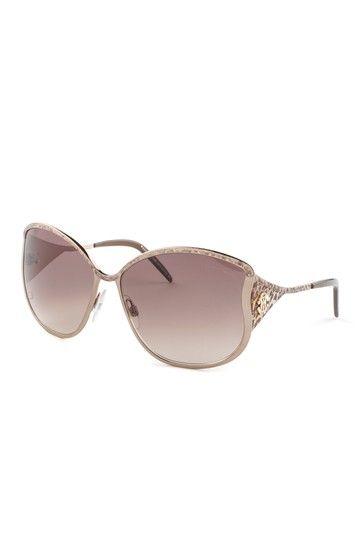 227749b6a88f8c Roberto Cavalli Women s Fashion Metal Sunglasses