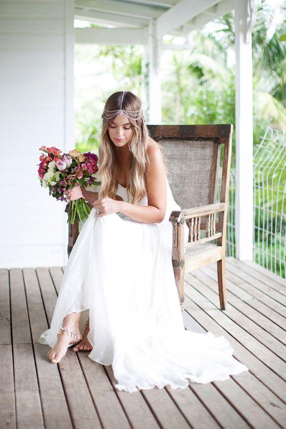 Boho Bridal Jewelry Bohemian Style Wedding Ideas Fabmood