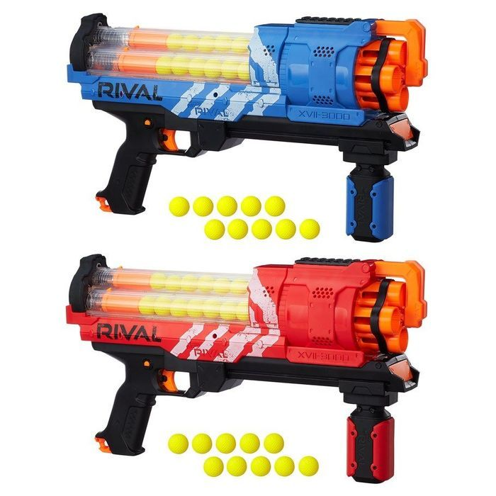 Nerf's Newest Blasters Include a Mega Monster