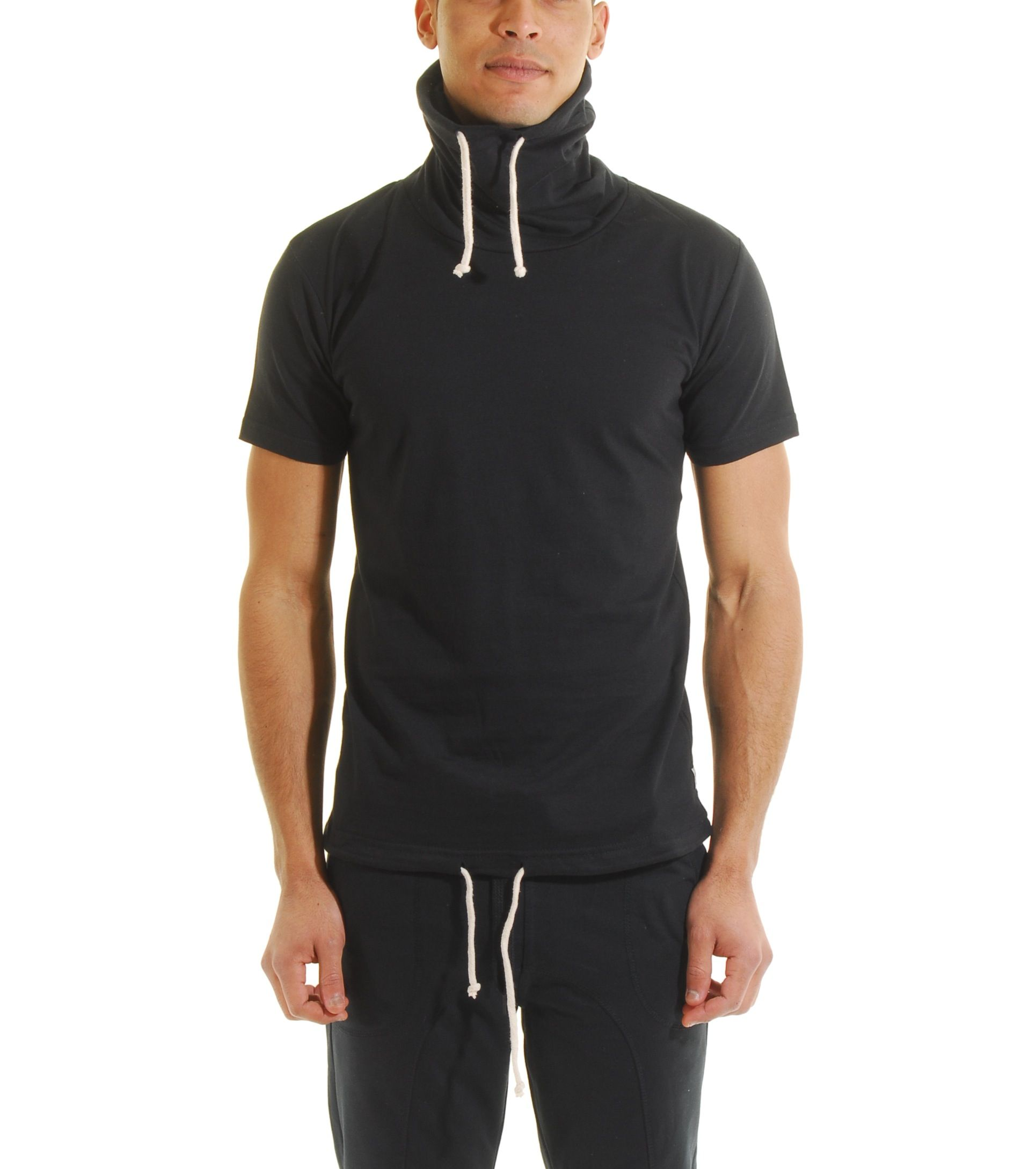 t shirt col roule delaveine modehomme tshirt mode homme col roul lookbook