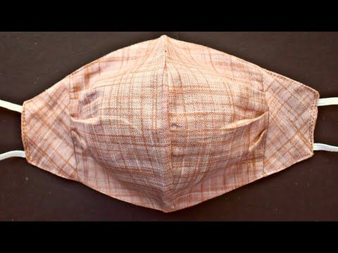 Photo of (New Style) Face Mask Sewing Tutorial – Make Fabric Face Mask At Home – DIY Cloth Face Mask Best Fit