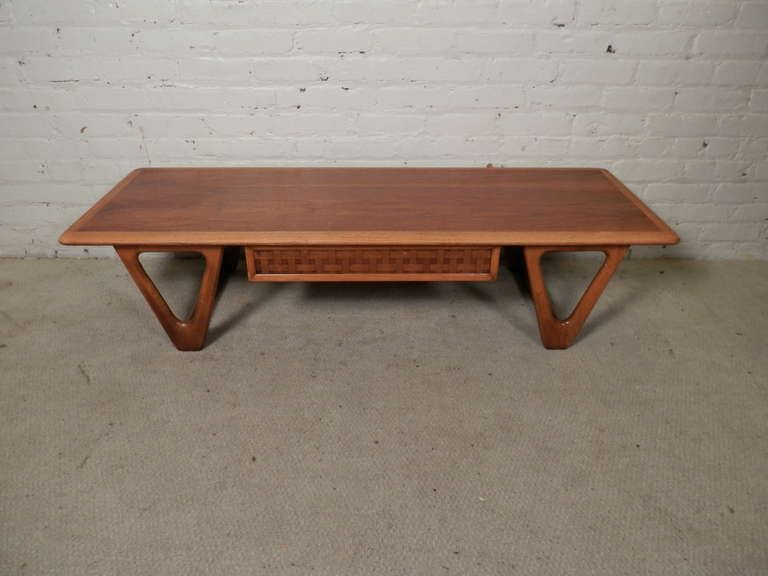 mid century modern coffee table Google Search