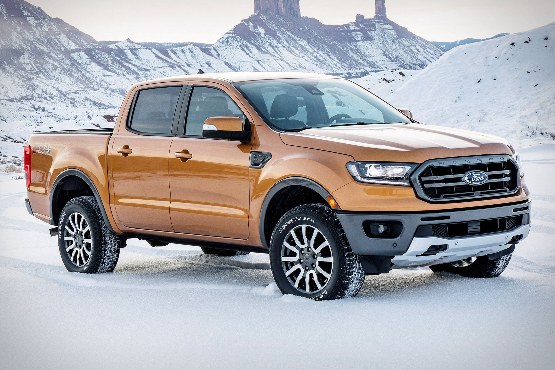 Ford Performance Add On Boosts Ranger Output By 45 Hp In 2020 Ford Ranger 2019 Ford Ranger Ford Ranger Pickup