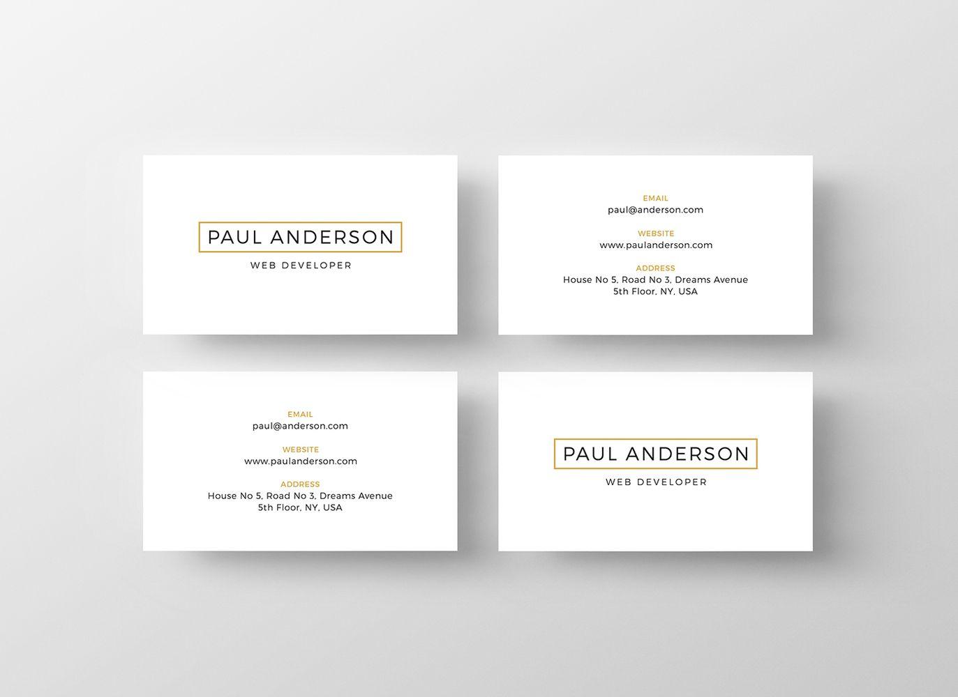 Galería de Plantillas de tarjetas de presentación gratis para ...