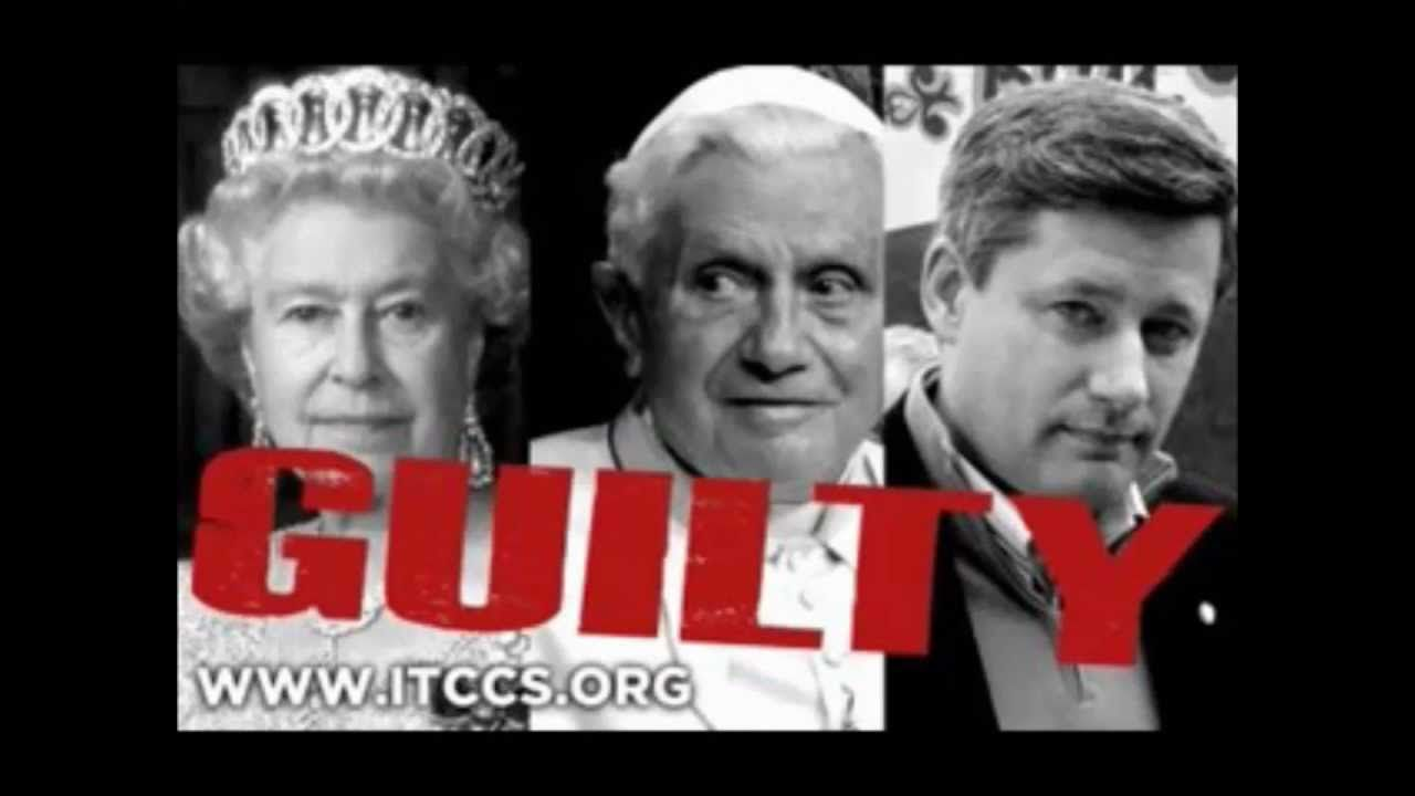 Queen elizabeth guilty arrest warrant has been issued