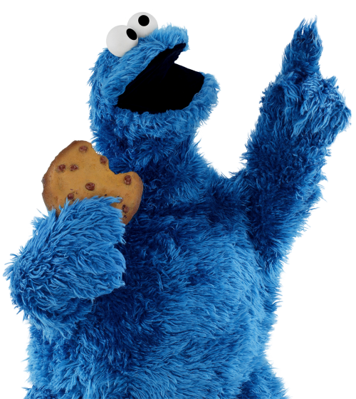 Sesamestreet Cookie Monster Wallpaper Monster Cookies Sesame Street