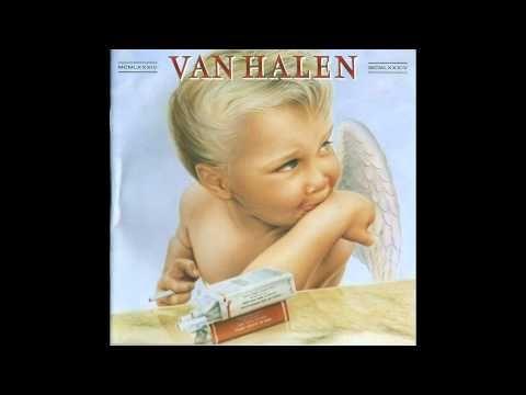Van Halen 1984 David Lee Roth Eddie Van Halen Van Halen