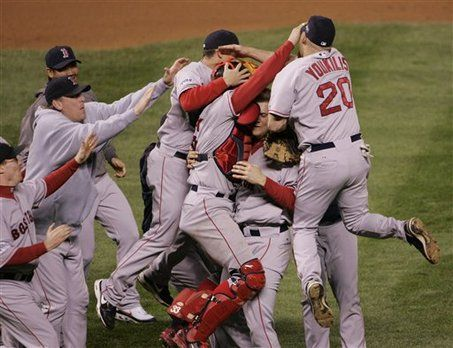 Red Sox - 2007 World Series Champs